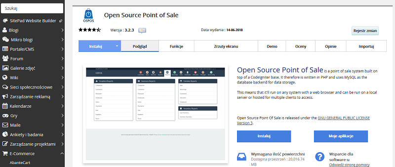 Open Source Point of Sale