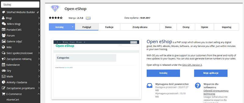 Open eShop