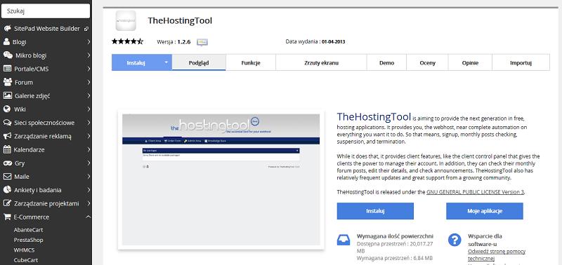 TheHostingTool