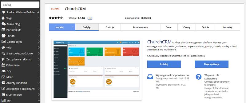 ChurchCRM
