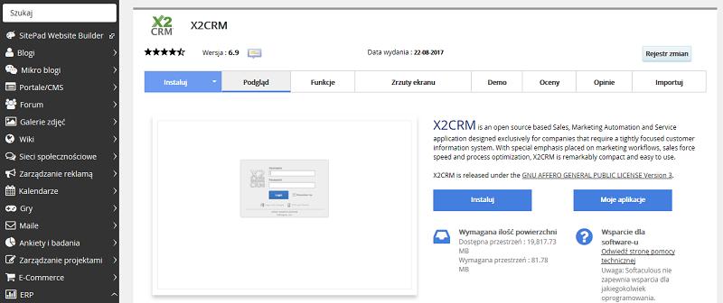 X2CRM