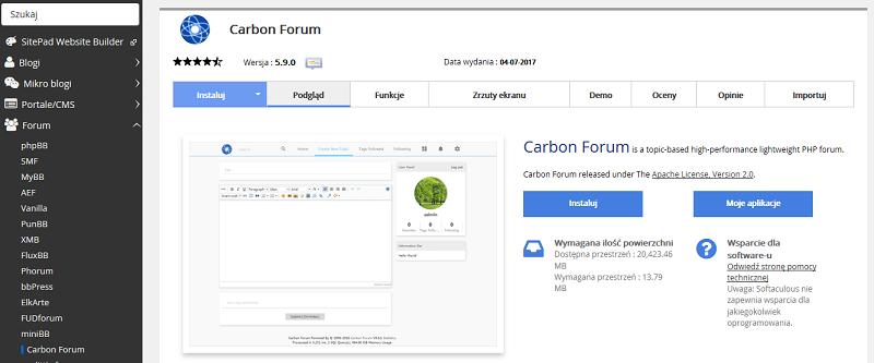 Carbon Forum