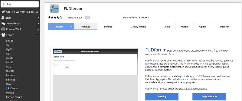 FUDforum
