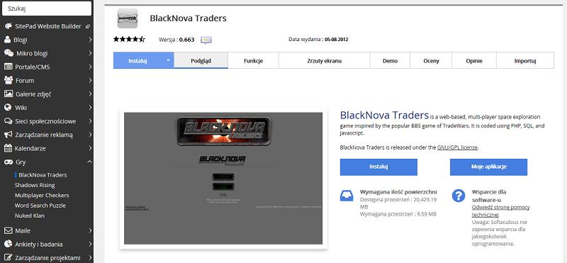 BlackNova Traders