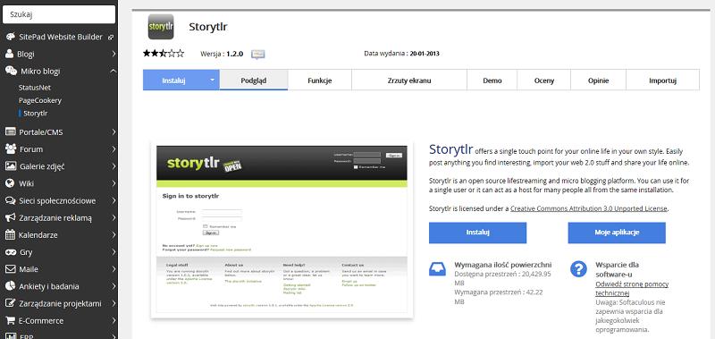 Storytlr