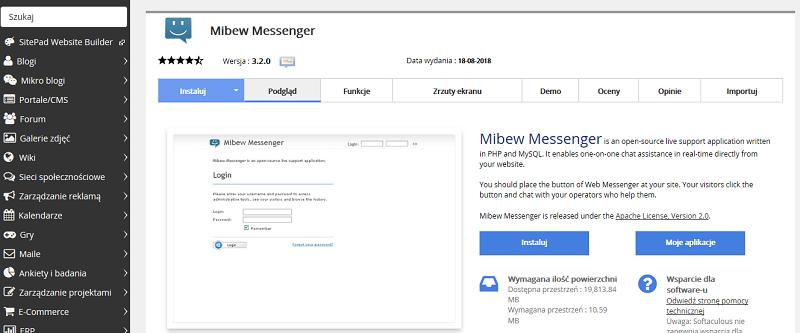 Mibew Messenger