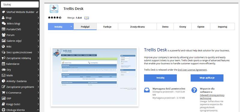 Trellis Desk