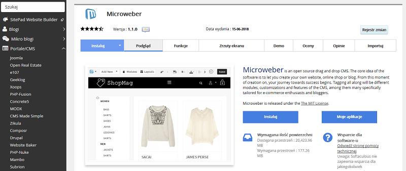 Microweber