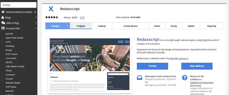 Redaxscript